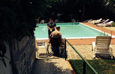 Urlaub mit Handicap