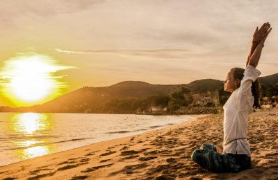 Yoga, Meditation & Massagen