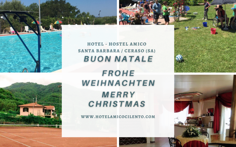 Buon Natale – Frohe Weihnachten – Merry Christmas